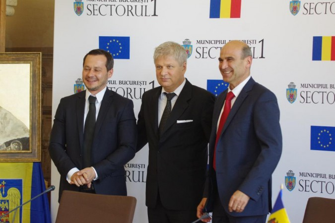Ceremonie de semnare acord finantare 3