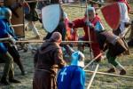 lupte sute de razboinicifestival medieval 2018 md vatra