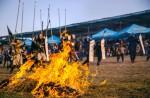 razboi foc lupte festival medieval 2018 md vatra