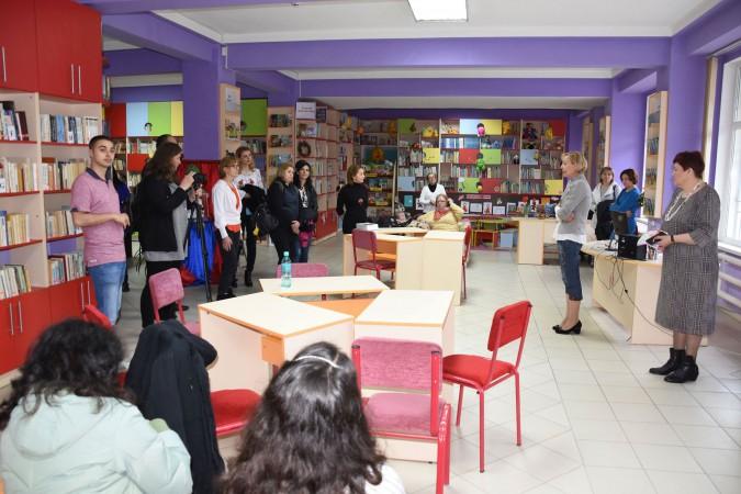 BMB - proiect Cartea, itinerar la Chisinau 1
