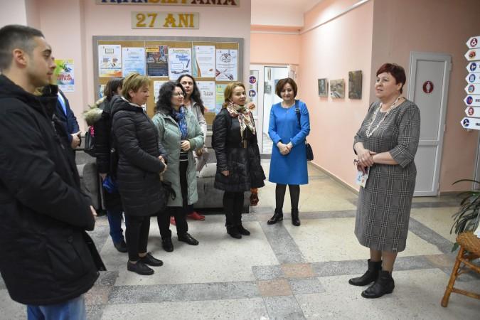 BMB - proiect Cartea, itinerar la Chisinau 2