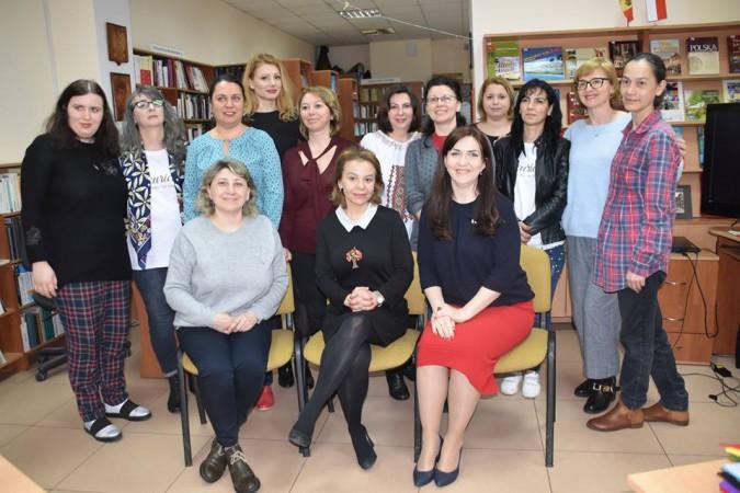 BMB - proiect Cartea, itinerar la Chisinau 4