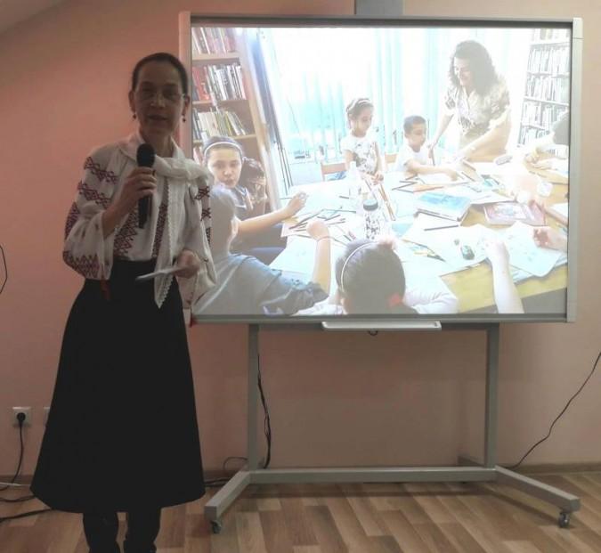 BMB - proiect Cartea, itinerar la Chisinau 5