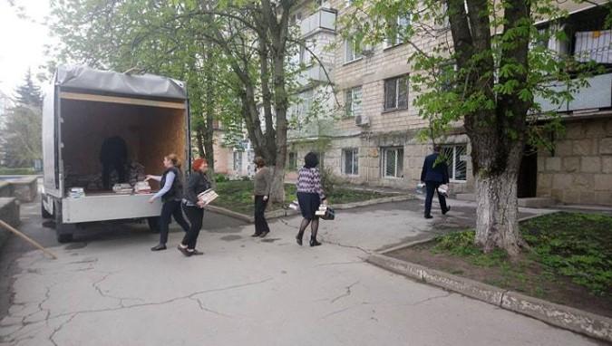 BMB - proiect Cartea, itinerar la Chisinau - transfer de carte