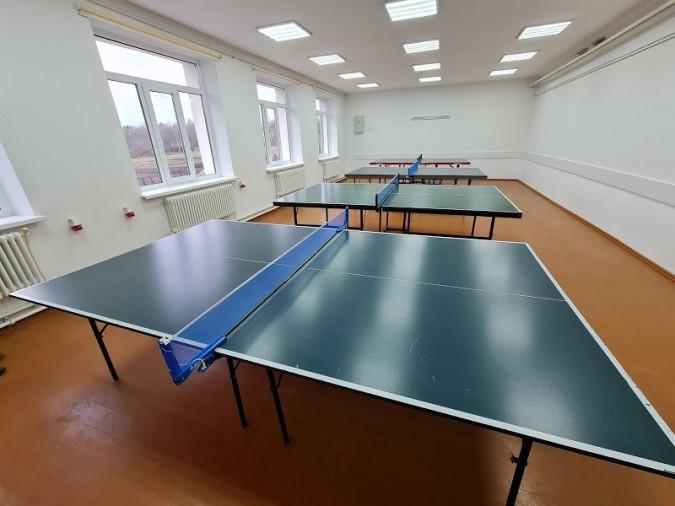 sala de tenis