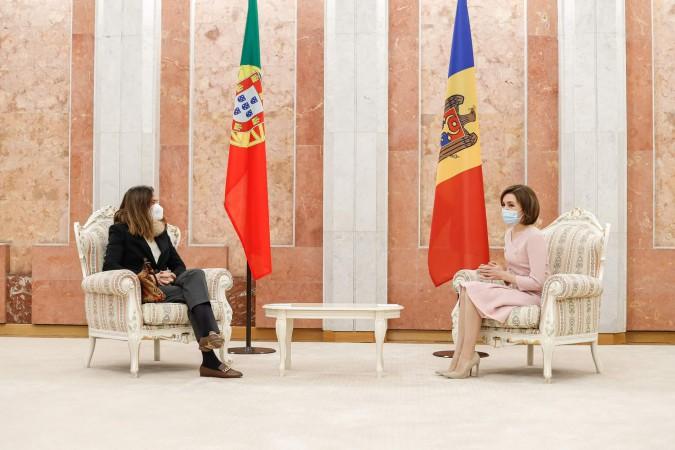 Ambasadoarea Republicii Portugheze