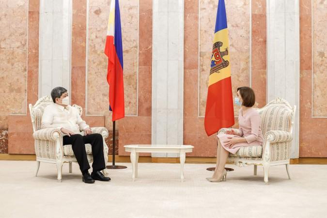Ambasadorul Republicii Filipine